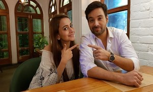 "Mikaal Zulfiqar & Zarnish Khan to star together in HUM TV's next ""De Ijazat"""