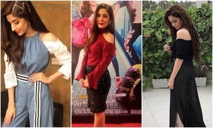 7 Pakistani celebs who rocked off-shoulder and cut outs this season