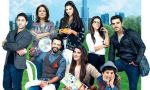 """Dobara Phir Se"" to have its world TV premiere on ARY Digital this Eid"