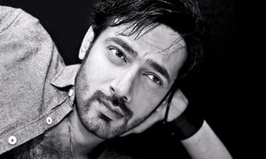 Here's Zahid Ahmed like never before!