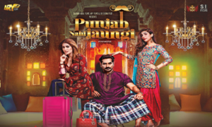 "Humayun Saeed says ""Thankyou"" for loving Punjab Nahi Jaugi"