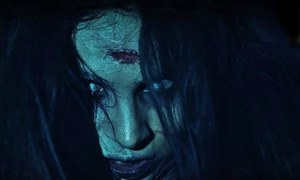 Chills will run down your spine this December with the latest Pakistani horror movie 'Aks'