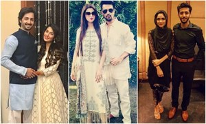 Celebrities who rocked the couple game this Eid!
