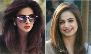 FBR in action: Seals houses of celebrities Noor Bukhari and Saba Qamar