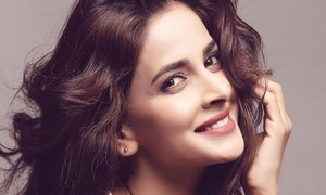 Saba Qamar shuns all rumors about FBR sealing house!