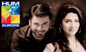 Hum TV and Hum Masala lead in the UK