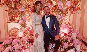 With the crème de la crème of B-town in attendance, it was a stars galore at the KissMuss wedding in London