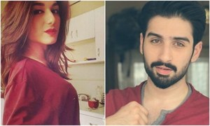 Muneeb Butt pairs up with Dubsmash sensation Arfaa Faryal for 'Baitab'