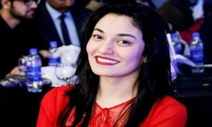 Muniba Mazari inspires audience and Bollywood alike at VUAE'17