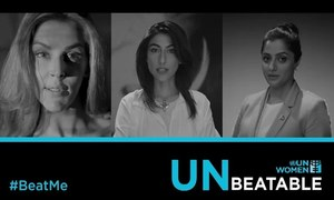 BBDO Pakistan wins at CLIO for the UN Women Pakistan #BeatMe campaign video