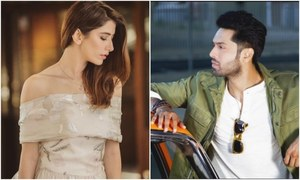 Jawani Phir Nahi Ani 2: Fahad Mustafa to romance the beautiful Syra Shahroz in Europe!