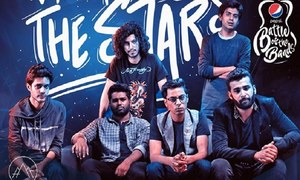 Pepsi's epic Battle of the Bands end tonight and Kashmir rules supreme!