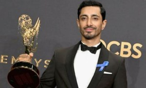 Riz Ahmed makes history with best actor win at the Emmys 2017!