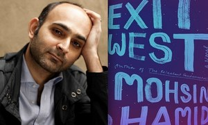 Proud moment for Pakistan: Mohsin Hamid's Exit West gets shortlisted for Man Booker Prize!