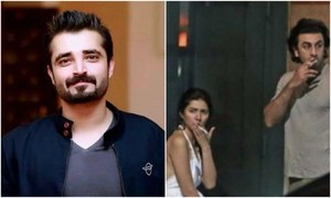 """What pains me is seeing things exploited on the social media just to increase viewership,"" Hamza Ali Abbasi"