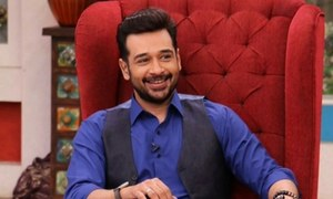 """You must teach your children to differentiate between a good touch and a bad touch"" says Faysal Quraishi"