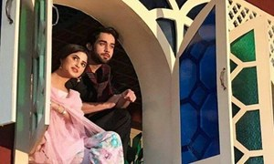 Have you heard Sajal Aly singing in O Rangreza yet?