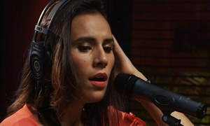 Zoe Viccaji is intent on discovering more of her music passion in Austin, Texas!