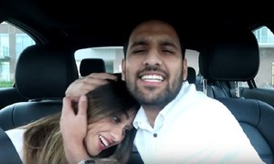 Zaid Ali T and his wife's vlog will give you serious relationship goals!