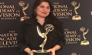Sharmeen Obaid Chinoy bags another Emmy Award for Best Documentary