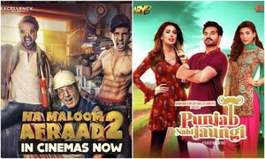 Here are the top grossing films of 2017 in Pakistan, so far!