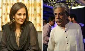 Khalid Ahmed and Tina Sani talk music at T2F!