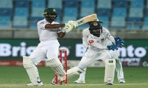 Karachi boys, hold the UAE fortress