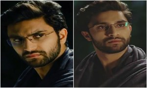"Ahad Raza Mir talks about being the national craze ""Dr. Asfi"" and giving out serious McDreamy vibes!"