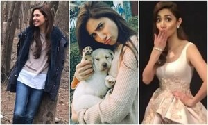 10 times Mahira Khan proved she's just like you and I!