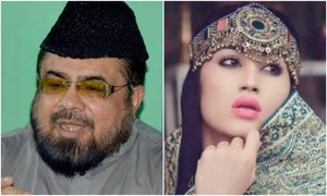 Mufti Qavi issued a non-bailable arrest warrant in Qandeel murder case