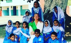 "Shaniera Akram joins hands with Dettol for ""Hoga Saaf Pakistan"""