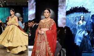 Pakistan L'Oréal Bridal Week celebrates the gurus of modern fashion