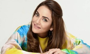 Nadia Khan is ready for her much awaited comeback on TV!