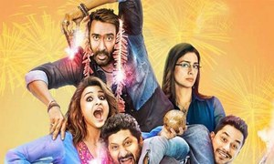 Golmaal Again: A typical Rohit Shetty flick