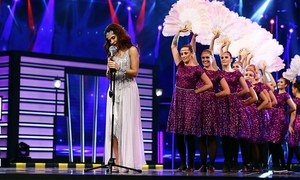 QMobile's Hum Style Awards: A display of sheer glitz, glamour and entertainment