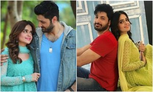 Teasers of Ek Thi Rania on Geo will break your heart with love and its loss