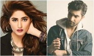 HIP Exclusive: Ahad Raza Mir and Sajal Aly sign onto Aangan after Yakeen Ka Safar