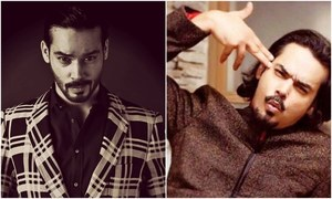 Gohar Rasheed- The actor in a league of his very own!