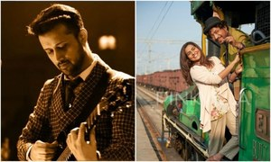 Atif Aslam melts our heart with his latest track 'Jaane De' from Irrfan Khan's next!