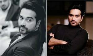 Humayun Saeed; the versatile hunk on the block!