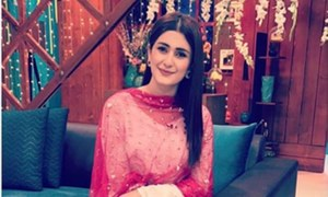 Kubra Khan joins the cast of Daldal for a cameo appearance