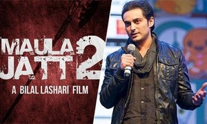 The makers of 'Maula Jatt' accuse Bilal Lashari of copyright violations