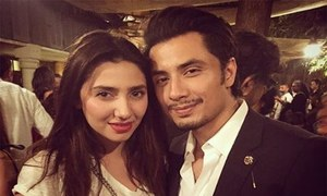 Ali Zafar opens up about defending Mahira Khan