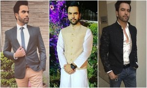 When it comes to style, the handsome Junaid Khan slays!