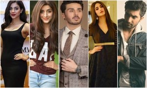 Here's what the cast of Hum TV's Angan looks like!
