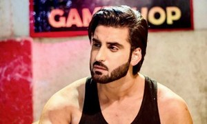 Agha Ali is all set to dazzle his fans as a musician this time!