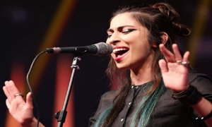 Meesha Shafi gears up to rock UK with a live performance this weekend!