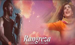 Rangreza's latest track 'Balamwa' is a soothing treat for the ears