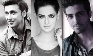 Madeeha Imam, Sami Khan and Furqan Qureshi pair up for Wajahat Rauf's next