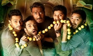 Golmaal Again Becomes Highest Grossing Hindi Film Of 2017 in Pakistan